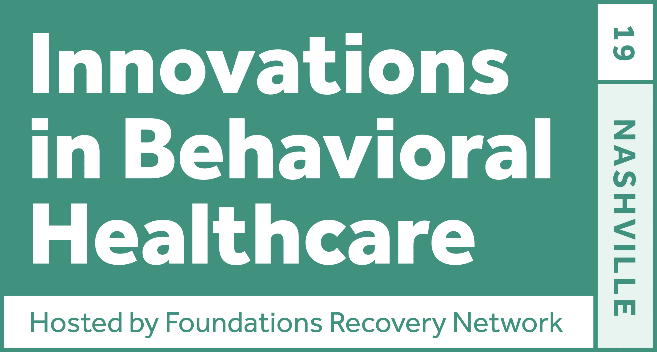 Image for Innovations In Behavioral Healthcare