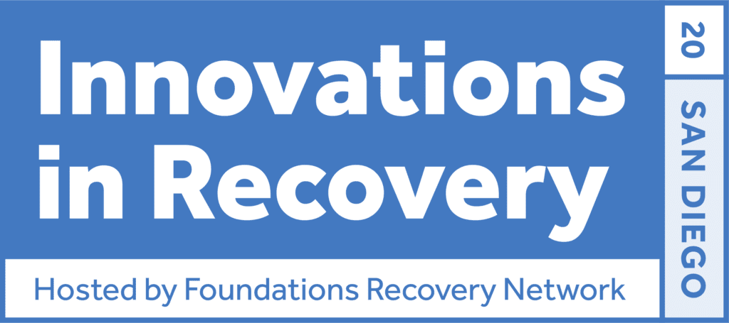 Innovations in Recovery 2015