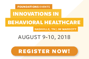 Innovations in Behavioral Healthcare 2018