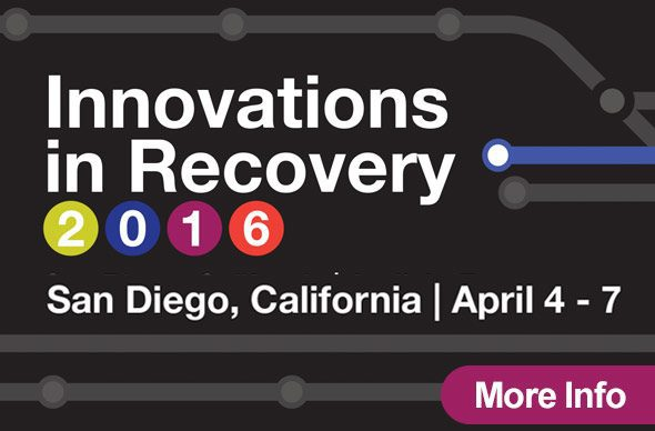 Innovations in Recovery 2016