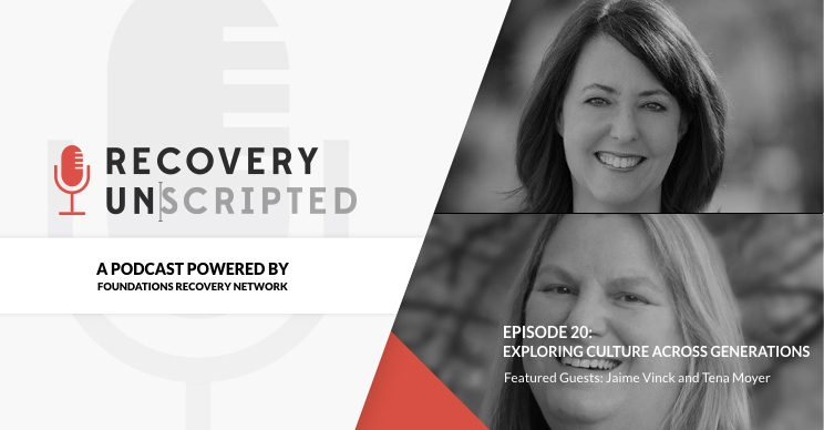 Recovery Unscripted Podcast - Episode 20