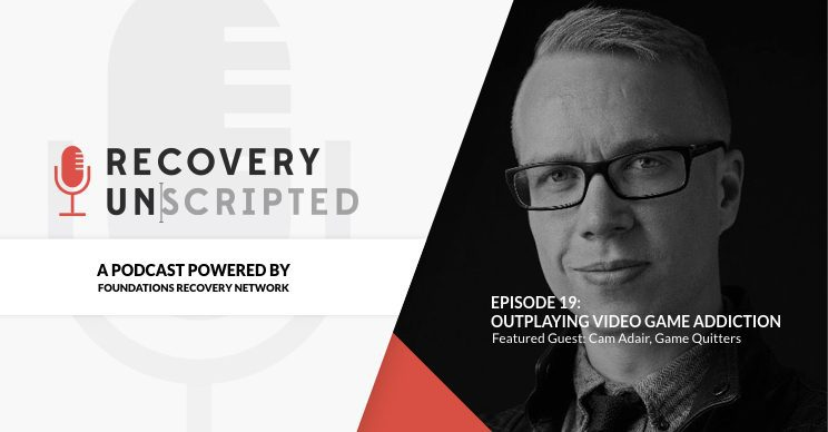 Recovery Unscripted Podcast - Episode 19