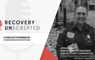 Recovery Unscripted Banner Clementi