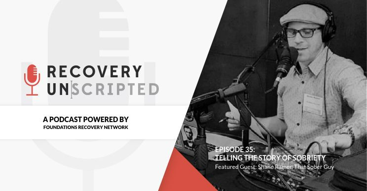 Recovery Unscripted Shane Ramer
