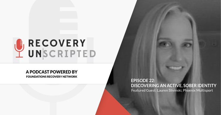 Recovery Unscripted Banner SLIVINSKI