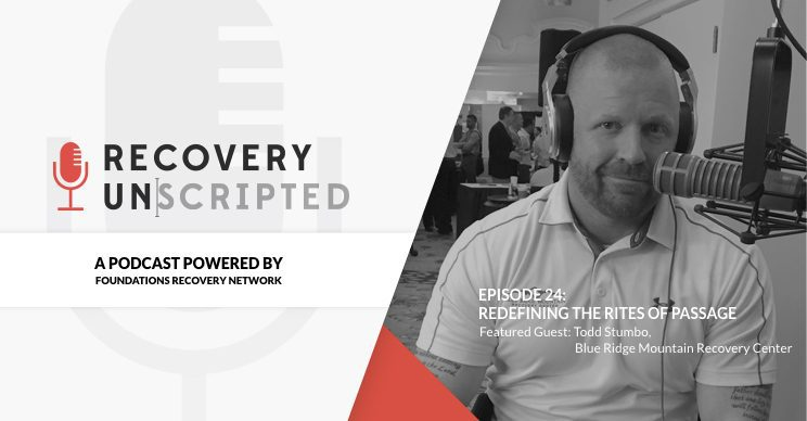 Recovery Unscripted Todd Stumbo