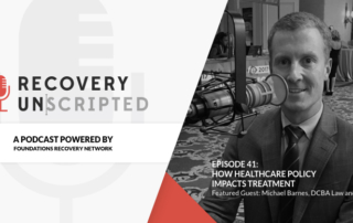 Recovery Unscripted Banner barnes