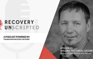 Recovery Unscripted Banner garofola