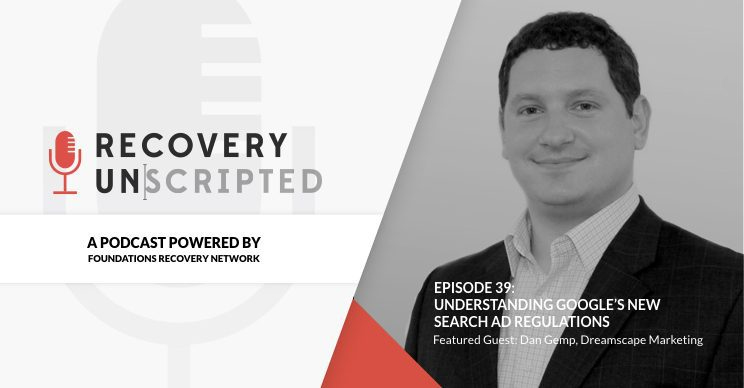 Recovery Unscripted Podcast Dan Gemp