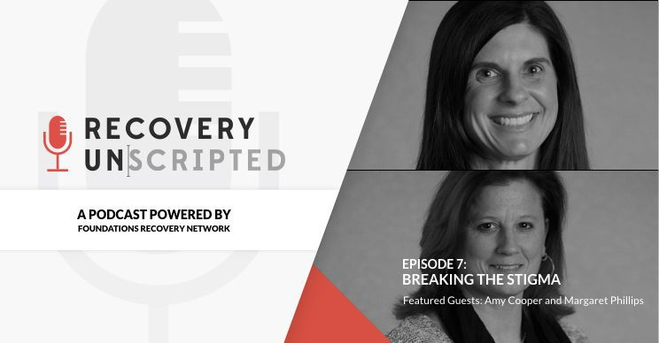 Recovery Unscripted Podcast - Episode 7
