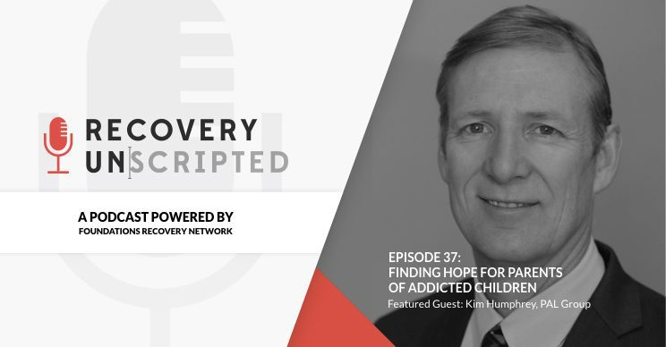 Recovery Unscripted Podcast - Kim Humphrey