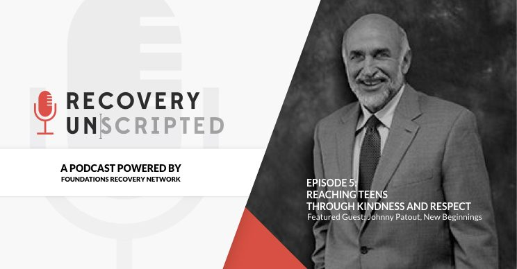 Recovery Unscripted Podcast - Episode 5