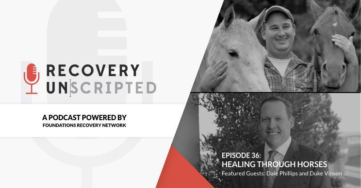 Recovery Unscripted Dale Phillips and Duke Vinson