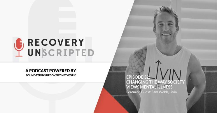 Recovery Unscripted Sam Webb