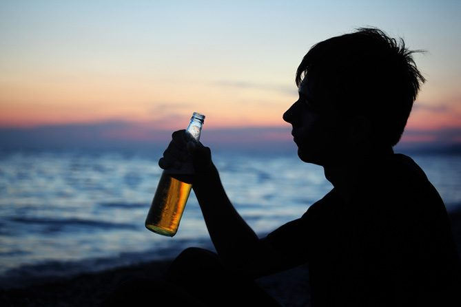 what does alcohol abuse in remission mean