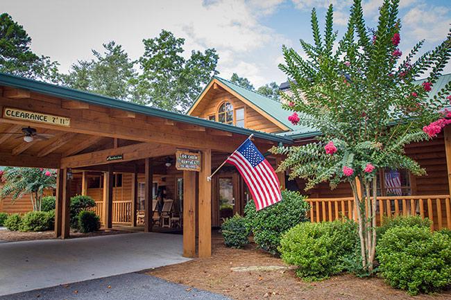 Black Bear Lodge Rehab