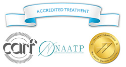 Certified Accredited Treatment: CARF, Joint Commission and NAATP