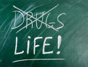 Say no to drugs in recovery