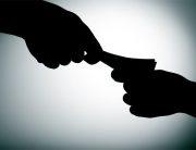 Giving money to addict