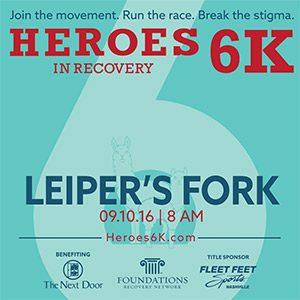 Leiper's Fork Heroes 6K
