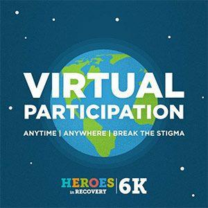 Heroes 6K Virtual Race Series